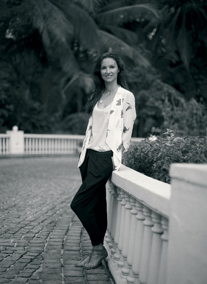 Michelle Bauer, co-founder, Good Juicery, Pune