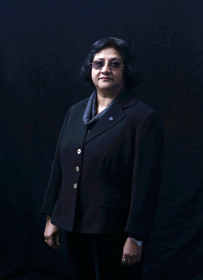 Arundhati Bhattacharya, chairman, State Bank of India.