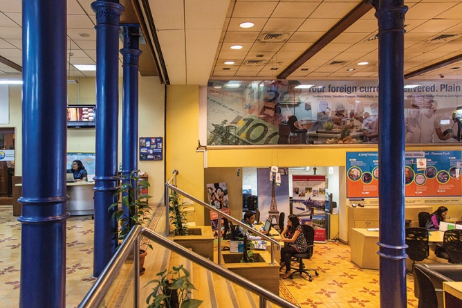 Inside View: Thomas Cook India's office in Mumbai