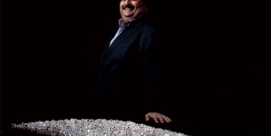 What's Choksi smiling about?