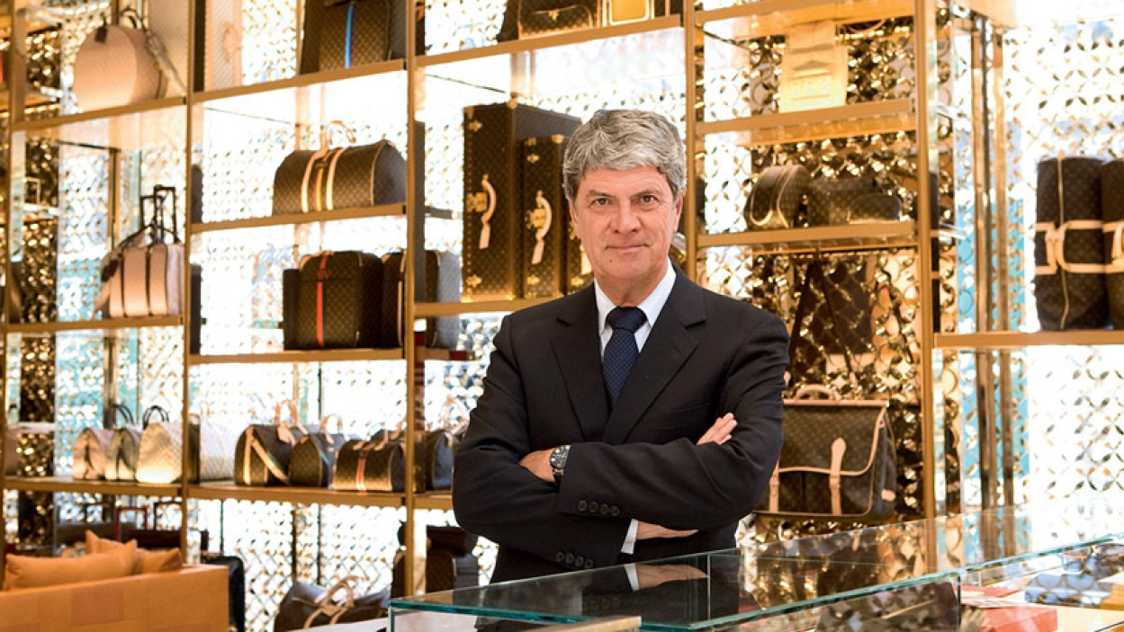 98023655a6381 And Why Tom Ford, Stefano Canali, Ermenegildo Zegna, and Patrizio Di Marco  agree with Louis Vuitton's Yves Carcelle, who is betting big on the land of  ...