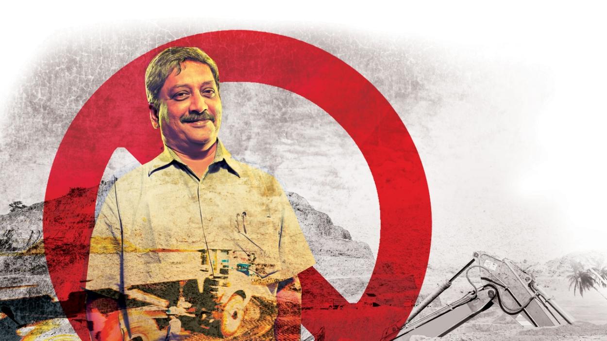 Goa's CM vs. the mining lobby