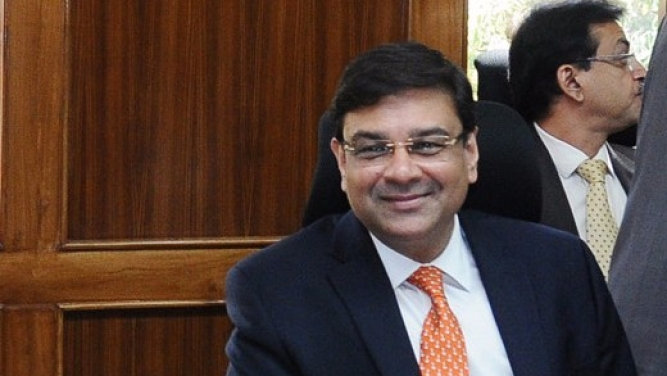 Urjit Patel, the 24th governor of the Reserve Bank of India.