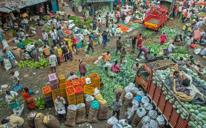 There's little the RBI can do to manage soaring vegetable prices; that's up to the government.