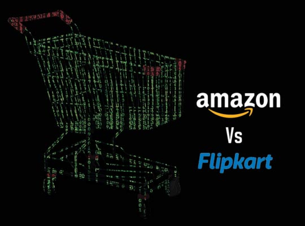 Who will win the Indian e-commerce battle: Flipkart or Amazon?