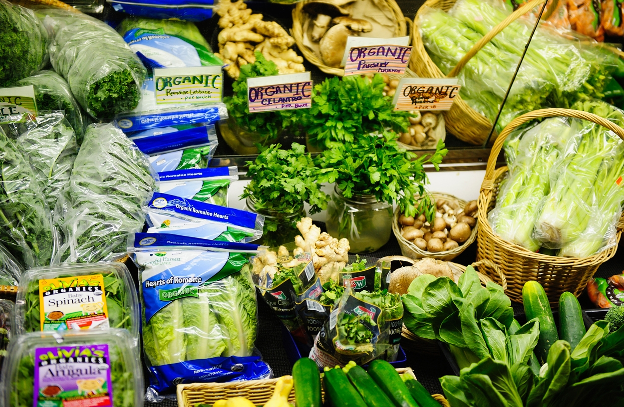 Organic or not: A new law to lay down rules