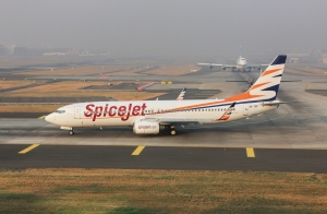 SpiceJet's net profit up 11% in March quarter