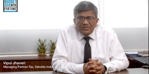 Budget expectations with Deloitte's Vipul Jhaveri