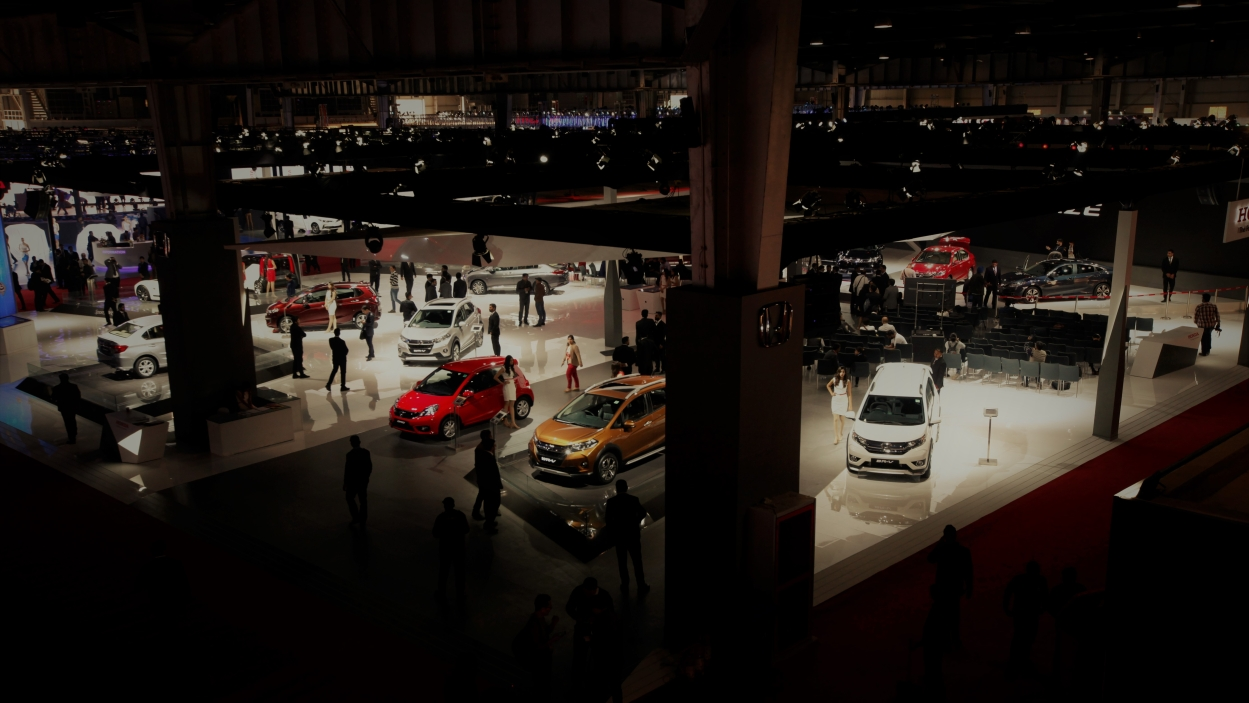 Auto industry rides on high spirits