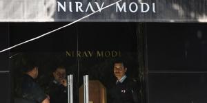 Nirav Modi through Firestar numbers