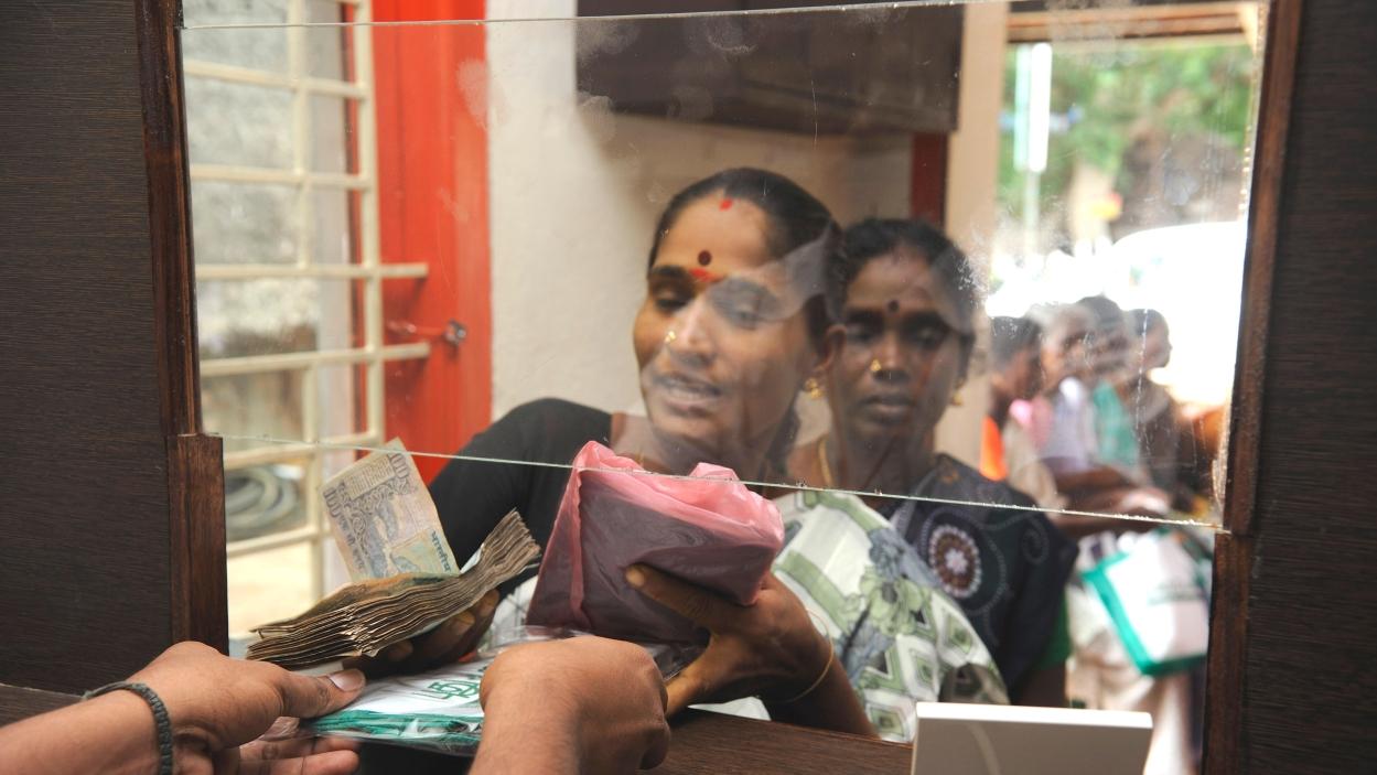 Smaller banks, bigger pains