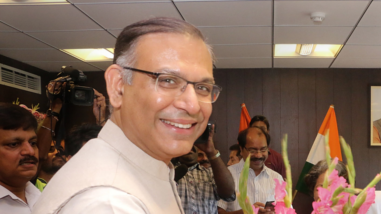 Stake in new Air India entity will help pay off liabilities: Jayant Sinha