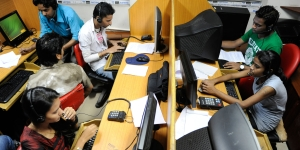 'One in three formally trained youth unemployed'