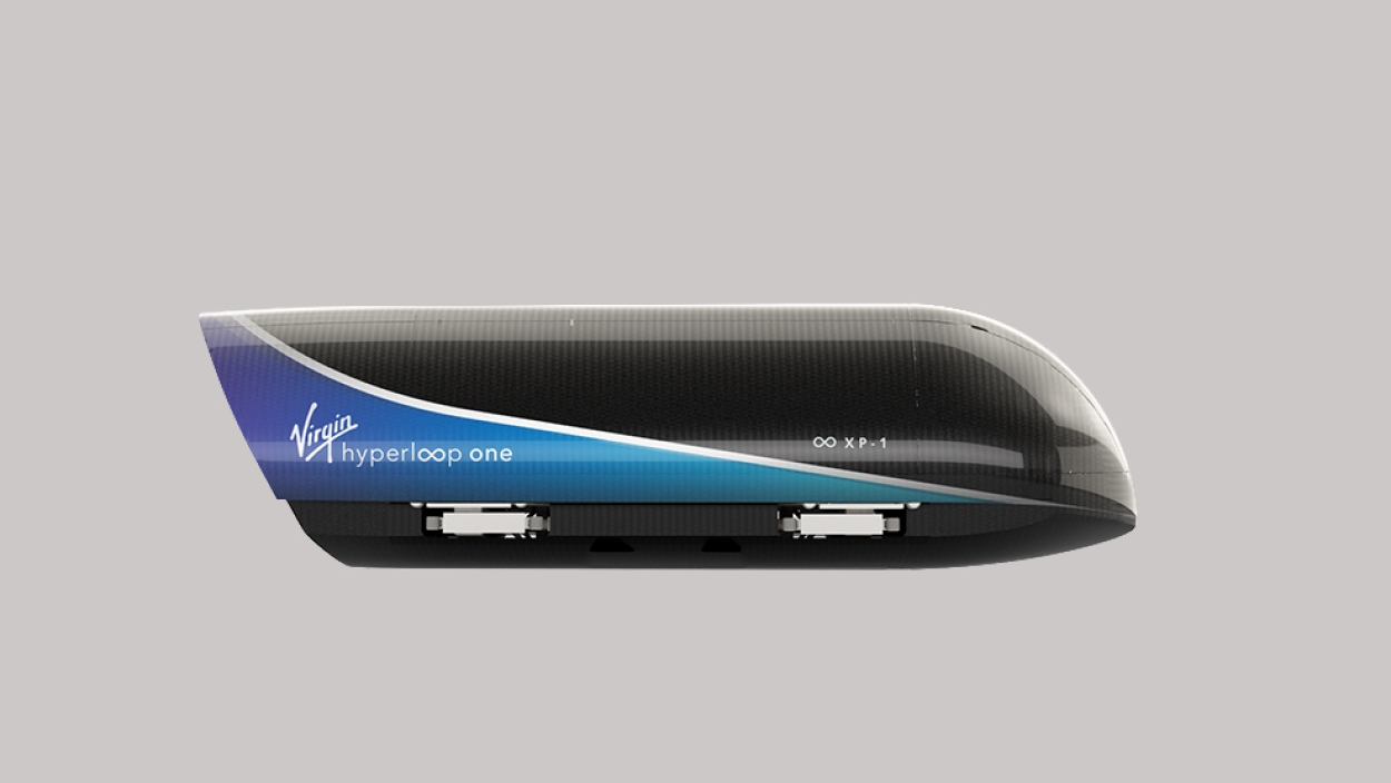 Branson wants to bring Hyperloop to India