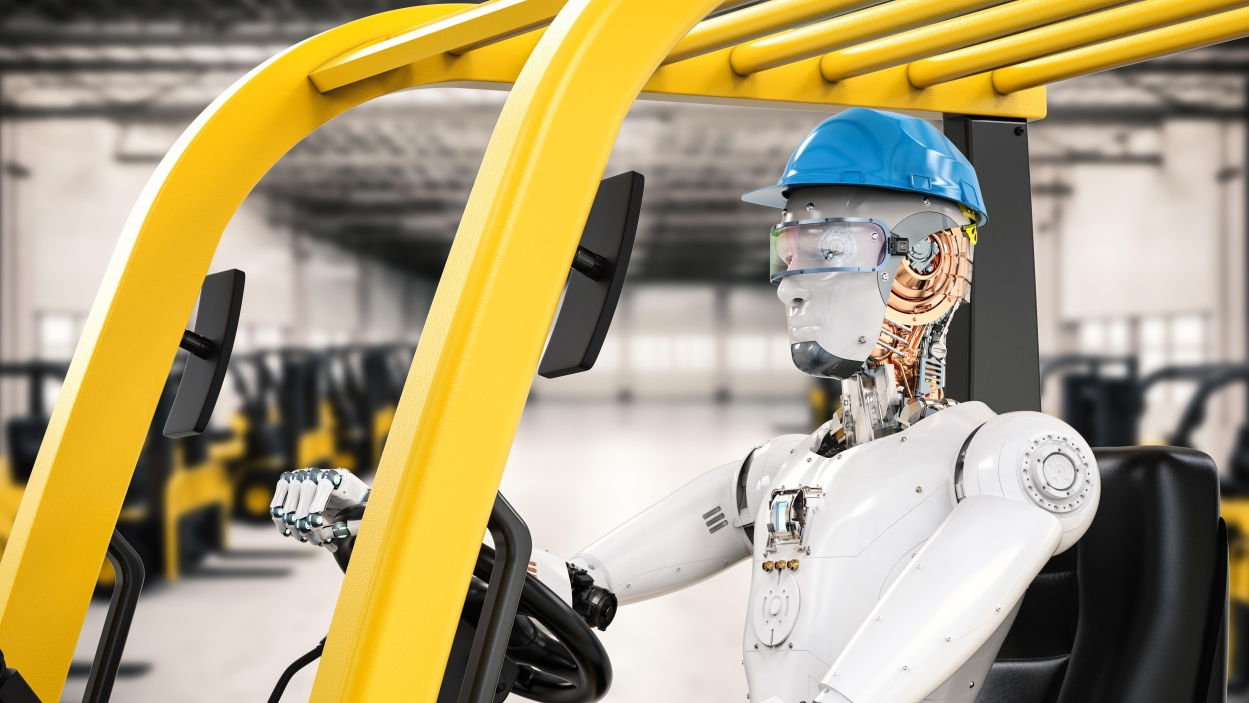 Globotics: The future of work and workforce
