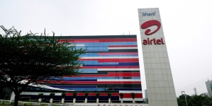 Bharti Airtel's profit plunges 78% in Q4