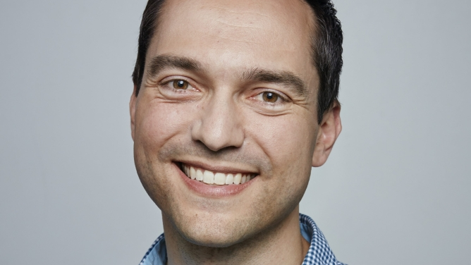 Nathan Blecharczyk, co-founder and chief strategy officer, Airbnb. Photo from Airbnb website.