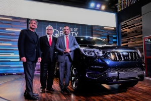 Mahindra Group's net profit up by 50%