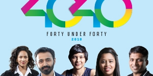 40 Under 40: The class of 2018