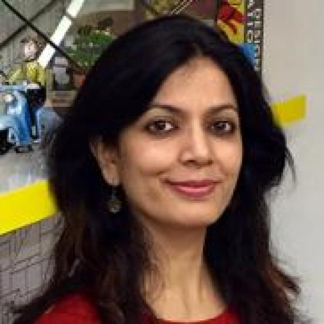 Anamika Sirohi