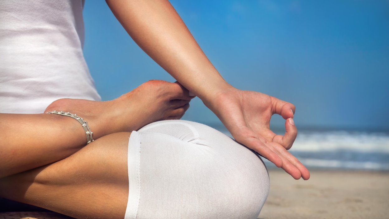 Why meditation is good for business leaders