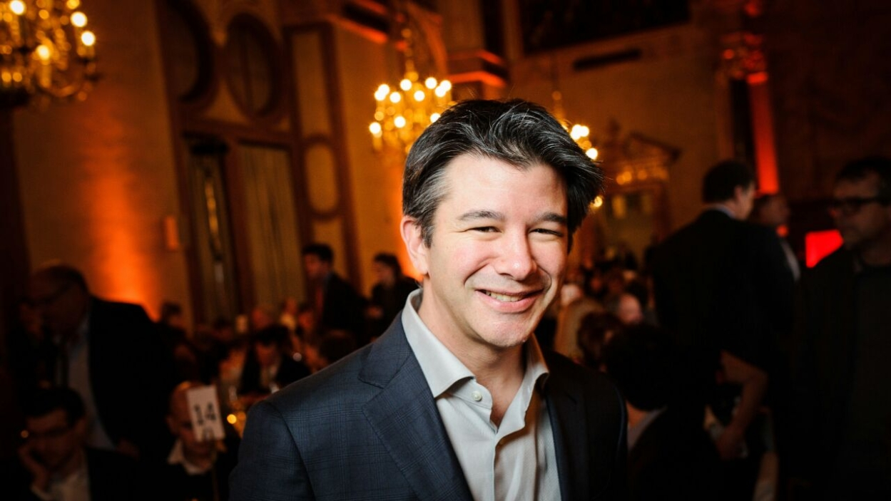 Travis Kalanick to start investment fund