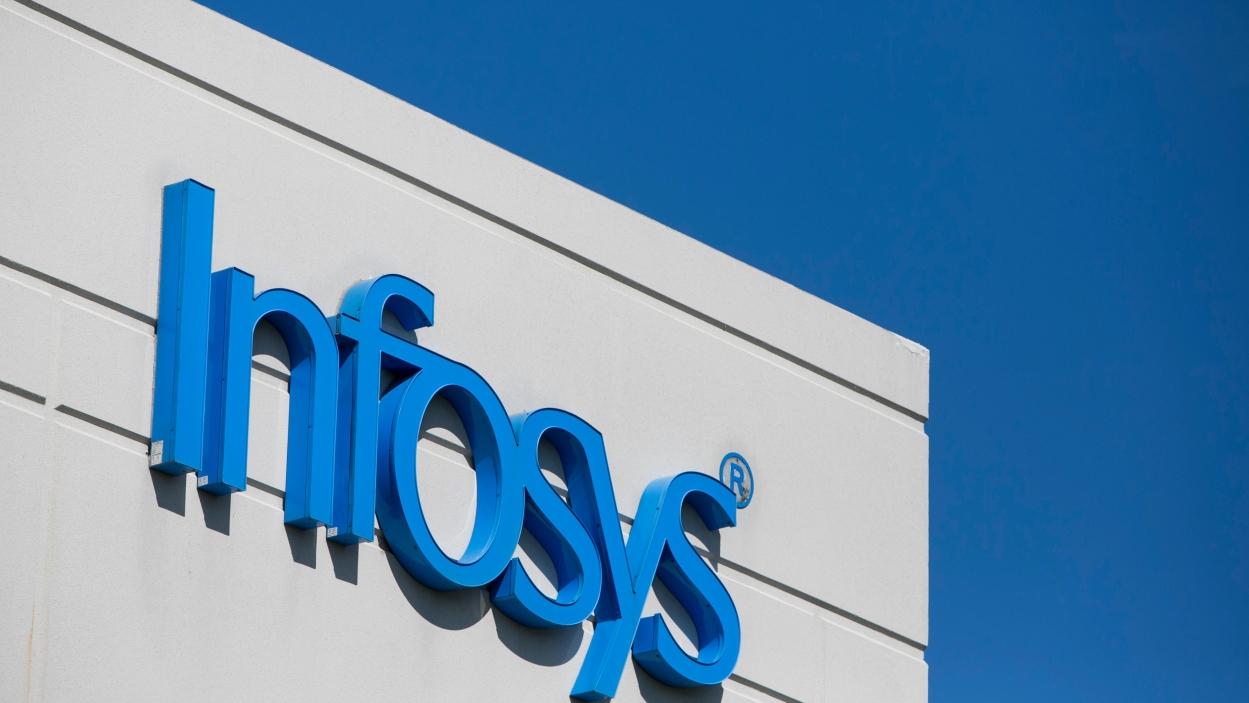 Infosys net profit rises 2.4% in Q4
