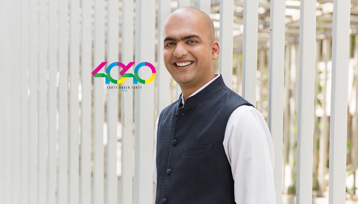 Manu Kumar Jain : Smart mover