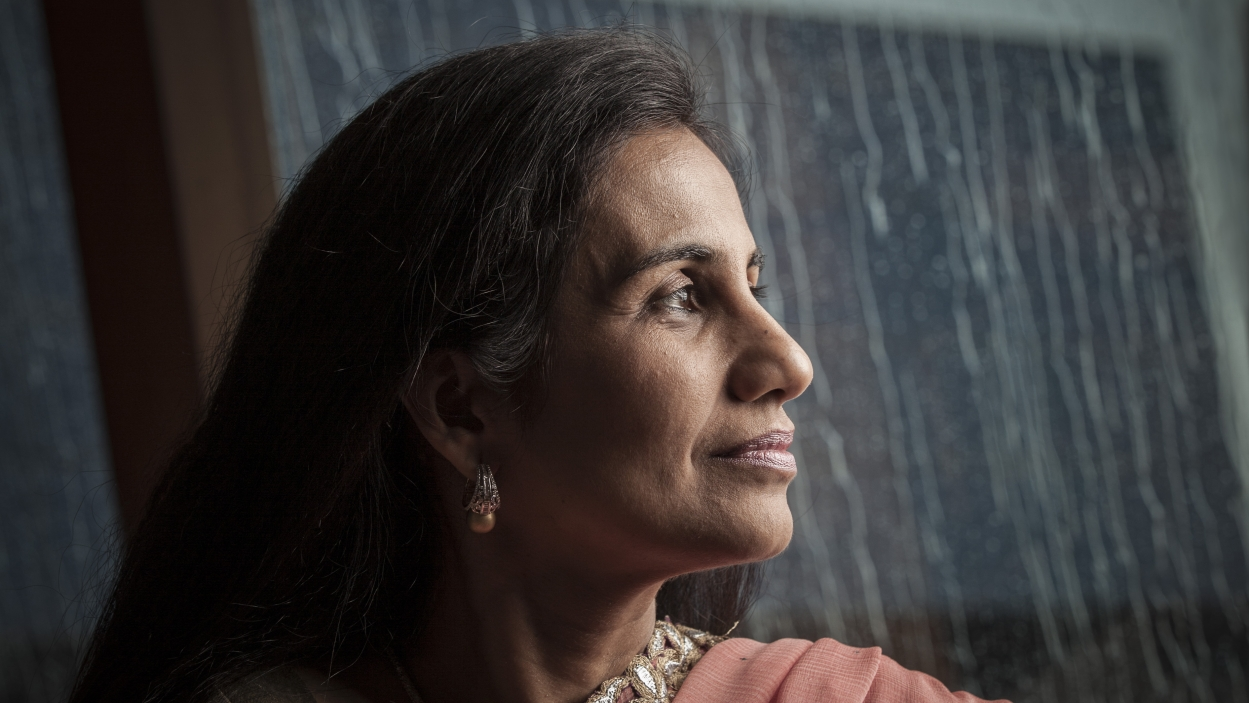 It's official! Kochhar to be on leave till probe ends