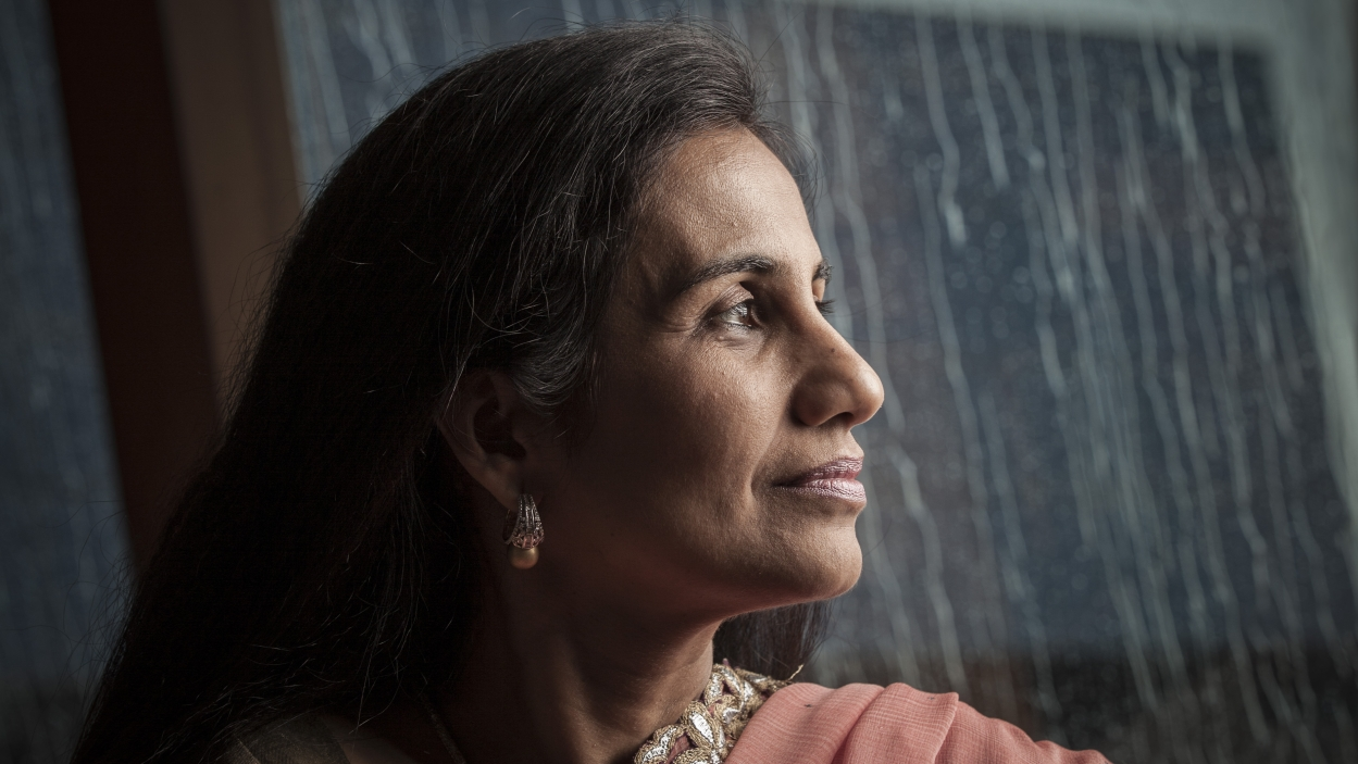 The rise and fall of  Chanda Kochhar