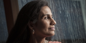 Chanda Kochhar: Down but not out