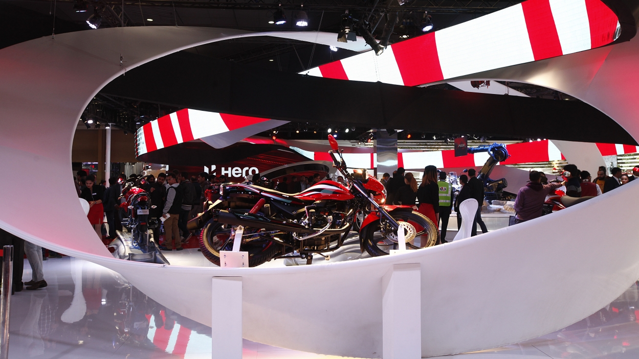 Hero MotoCorp rides on its highest-ever sales