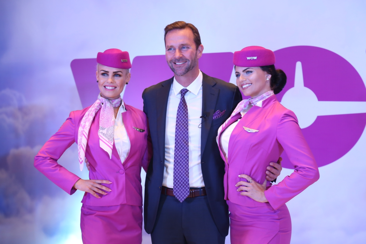 Iceland's WOW air to offer cheap flights from India