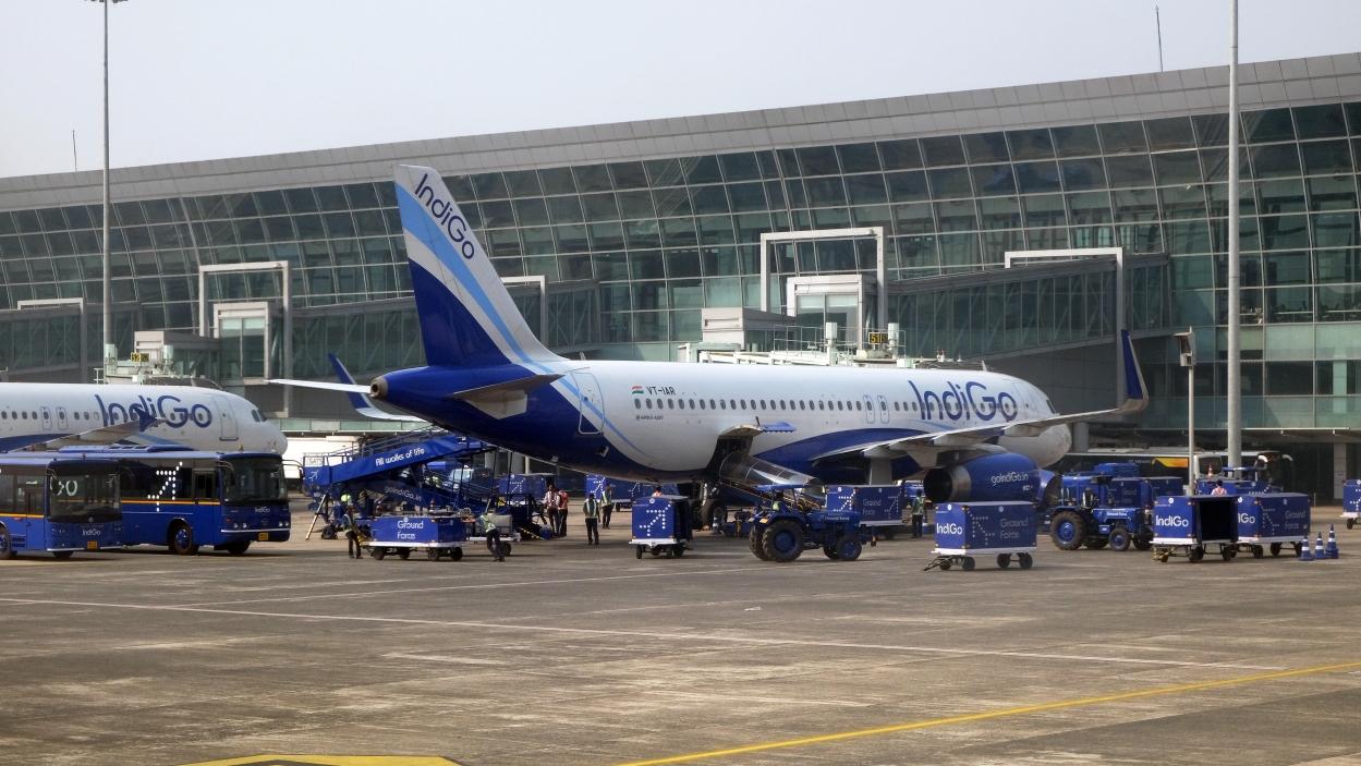 IndiGo announces pay cuts as air travel plummets