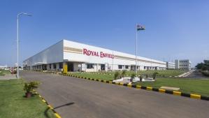 Eicher Motors reports marginal increase in  quarterly profit