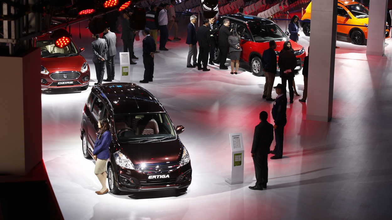 Maruti Suzuki's Q3 profit rises 5%