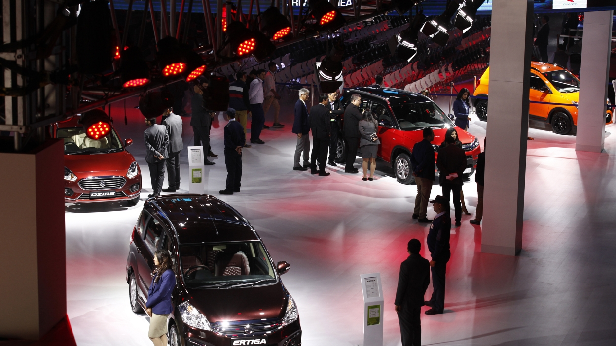 Maruti Suzuki reports 27% profit growth, misses street estimates