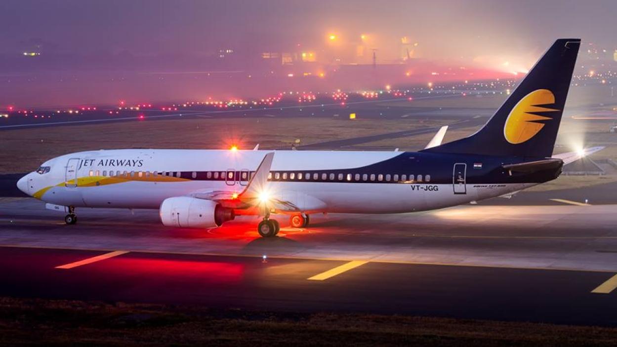 Jet Airways tiene como objetivo reducir los costos no relacionados con el combustible