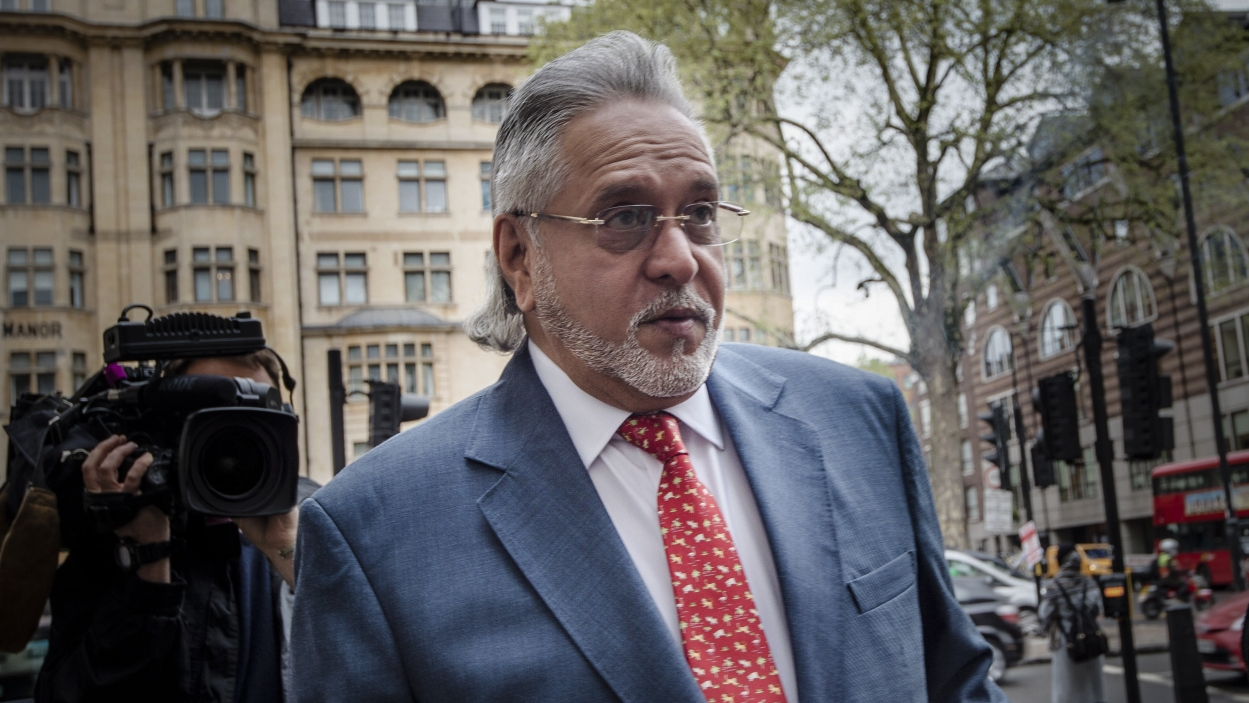 Mallya repeats offer to repay 100% to banks