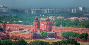 Red Fort: India fumes for nothing