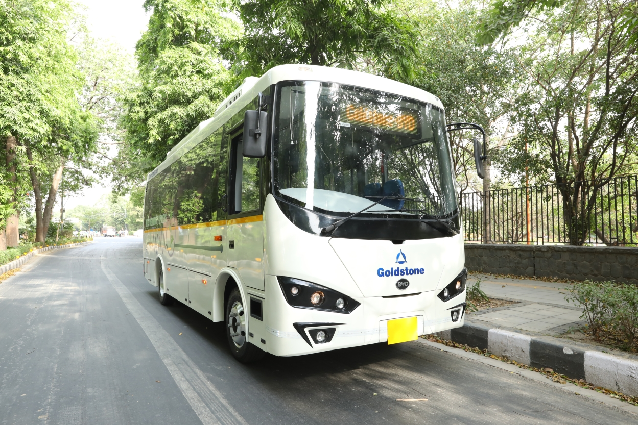 First Made-in-India electric bus to be exported to Nepal