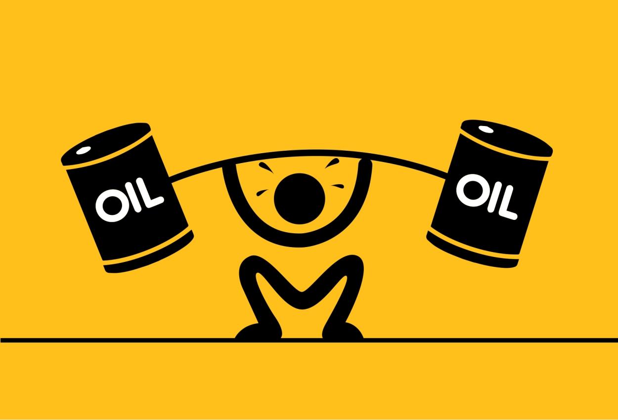 Markets tank on oil futures crash