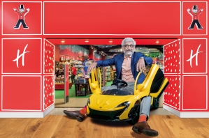 Why Hamleys is Reliance's preferred toy