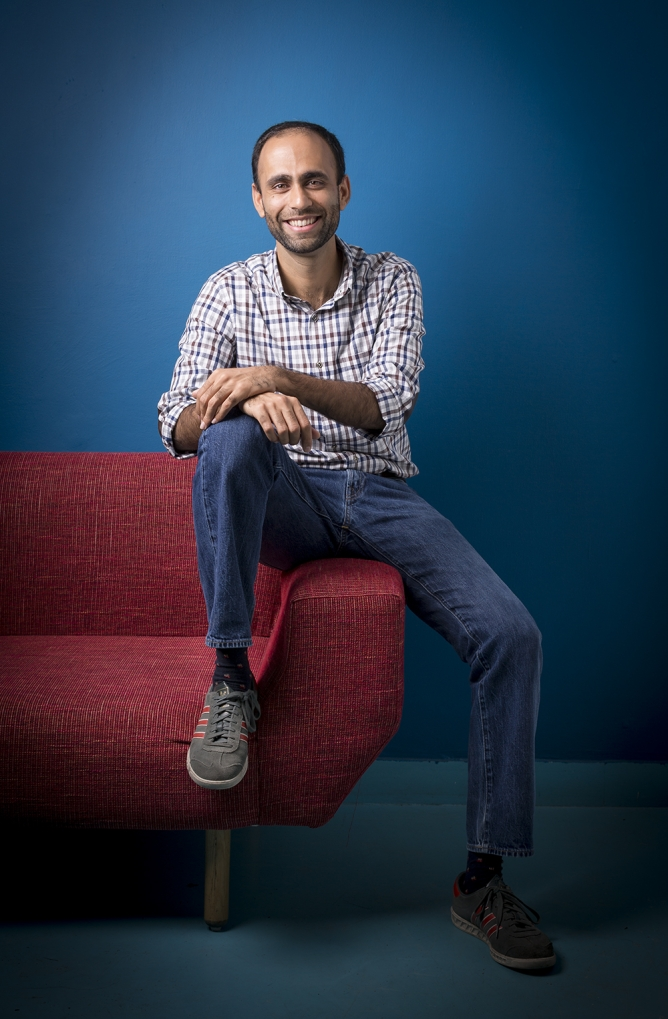 Dhruv Mathur,co-founder of LBB, developed a tech platform for the company.