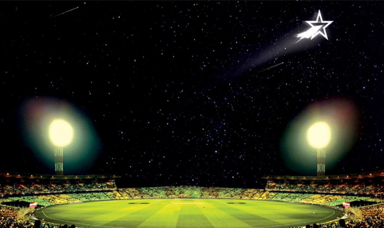 International cricket is a big deal