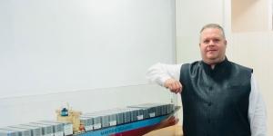 Road, rail connectivity is a challenge: Maersk Line's Steve Felder