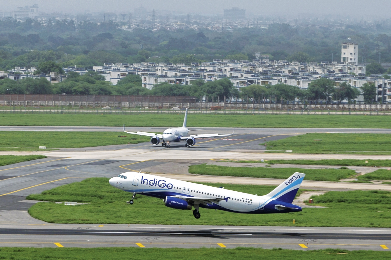 IndiGo: Flying through a rough patch