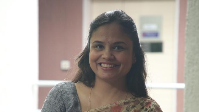 Vineeta Dwivedi