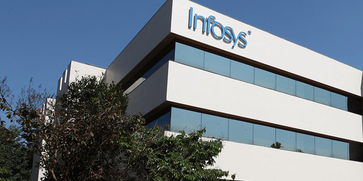 Infosys net profit surges 10% to ₹4,110 crore