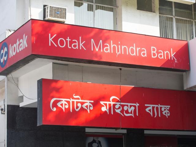 Kotak Mahindra Bank's Q1 profit up 12%